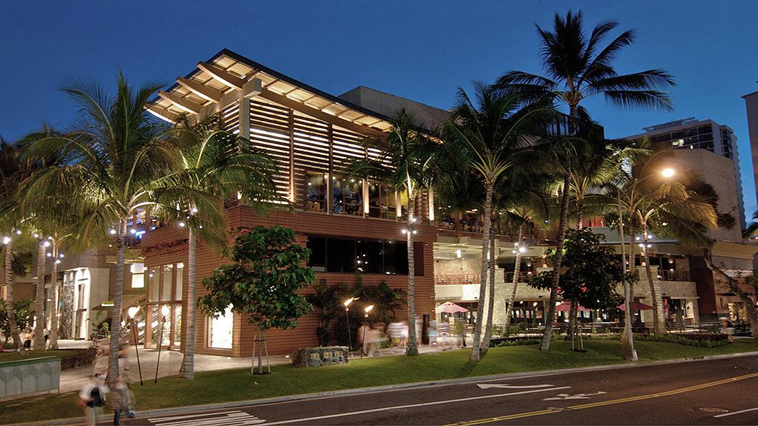 Asset Management Consultants - shopping mall