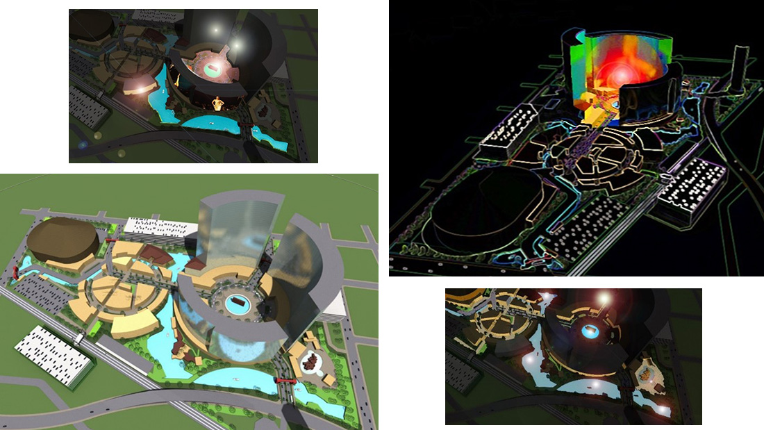 aec Adventure Entertainment Cos. technology design - Immersive environment designers