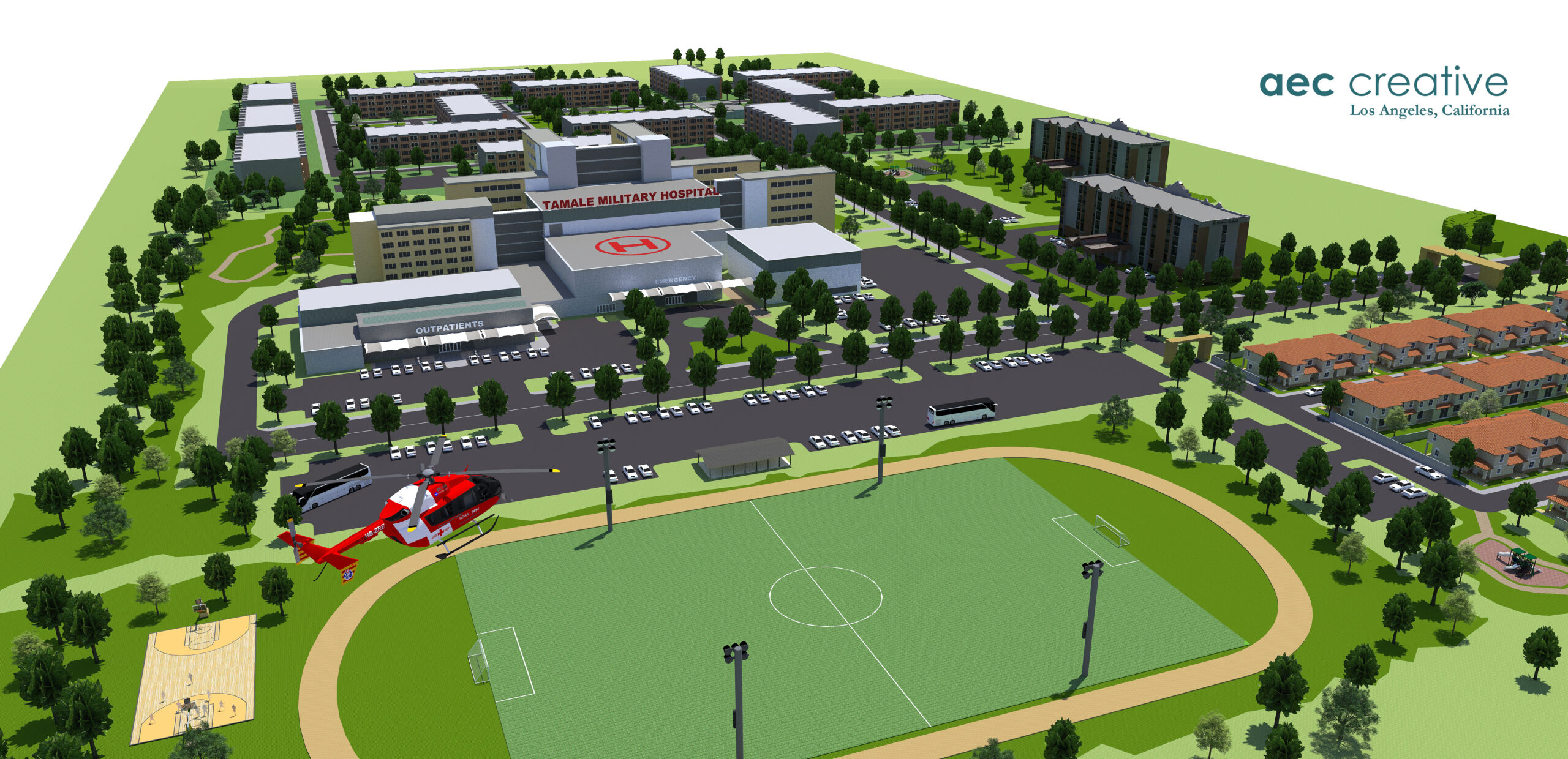 aec Adventure Entertainment - campus experiential design