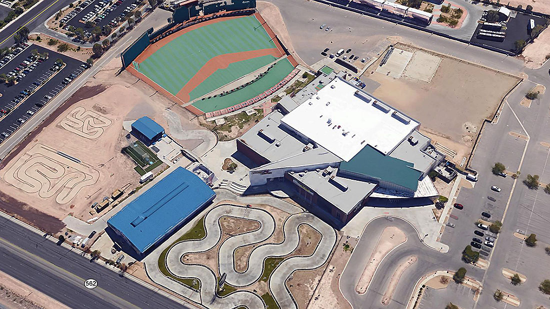 Sports Mega-Complex the new Anchor?