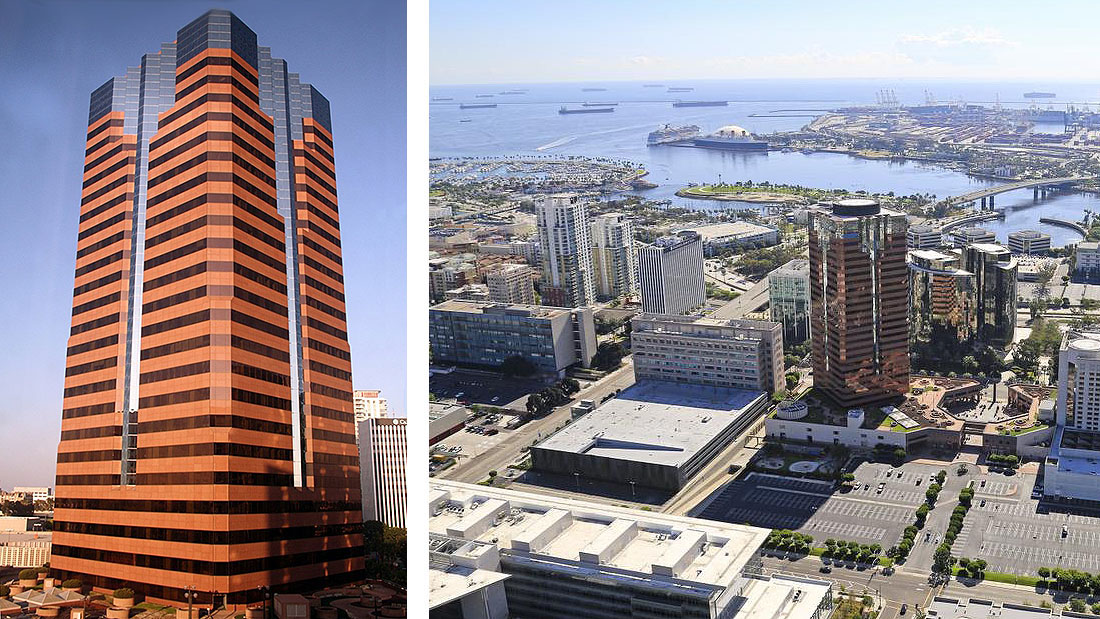 Long Beach World Trade Center Stonecreek Partners