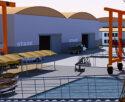 Film studio conceptual design - Adventure Entertainment Cos.