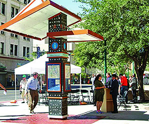 placemaking - wayfinding