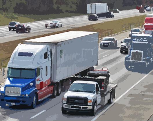 Truck Tonnage Declines in 2020