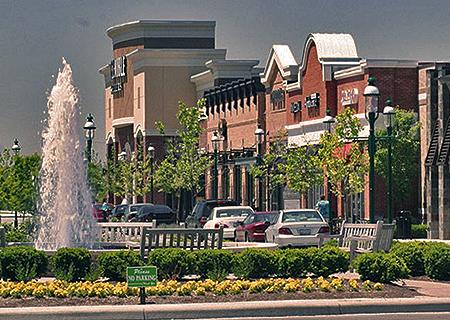 Lifestyle Retail Centers asset class